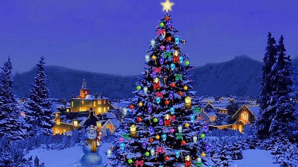 Елочка на новый год 2015